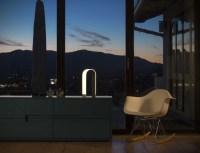 Mr. n LED Table Lamp by Koncept  Gadget Flow