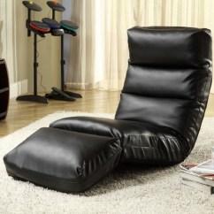 Gaming Lounge Chair Plastic Gamer Floor  Gadget Flow