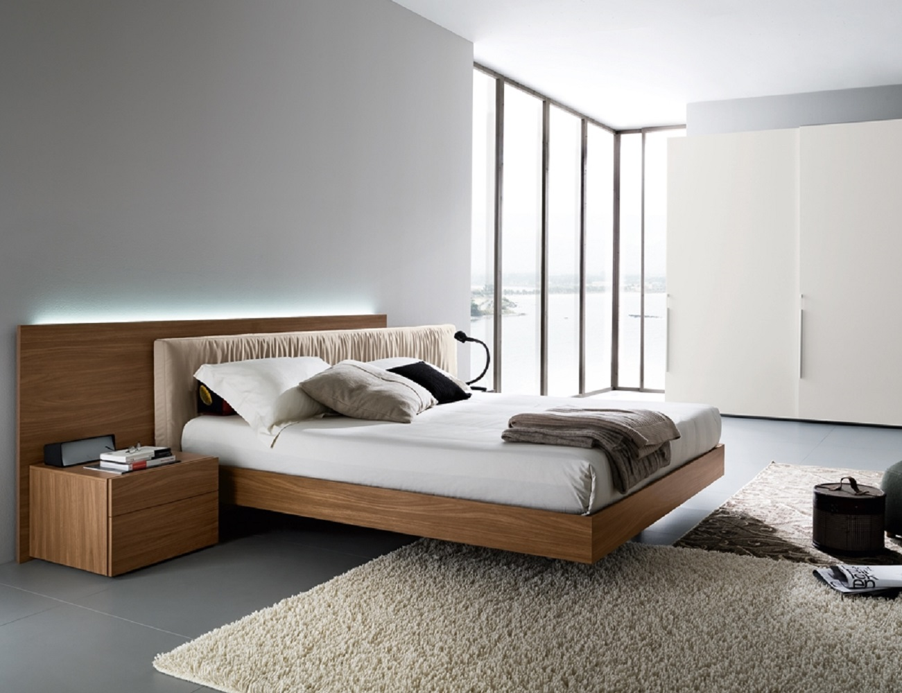 Float Bed Gadget Flow