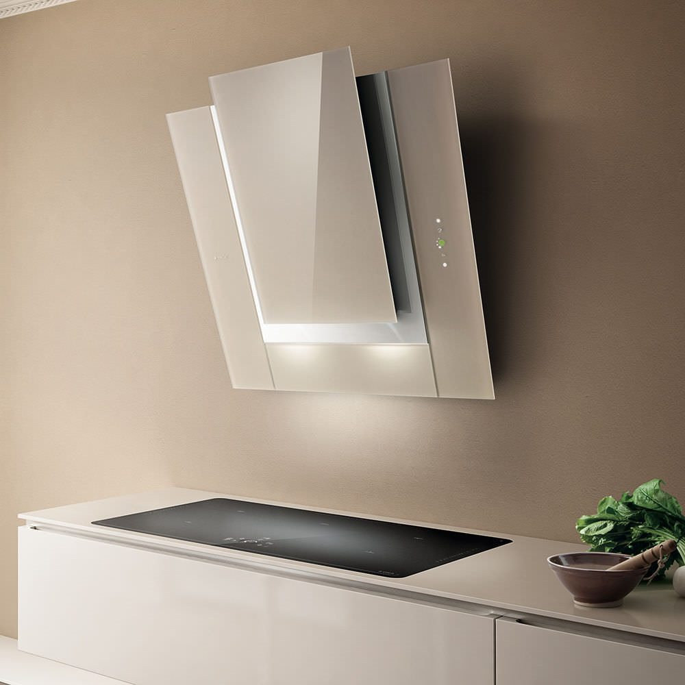 kitchen hood delta faucet oil rubbed bronze ico wall by elica gadget flow