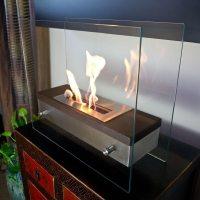 Tabletop Fireplace  Gadget Flow