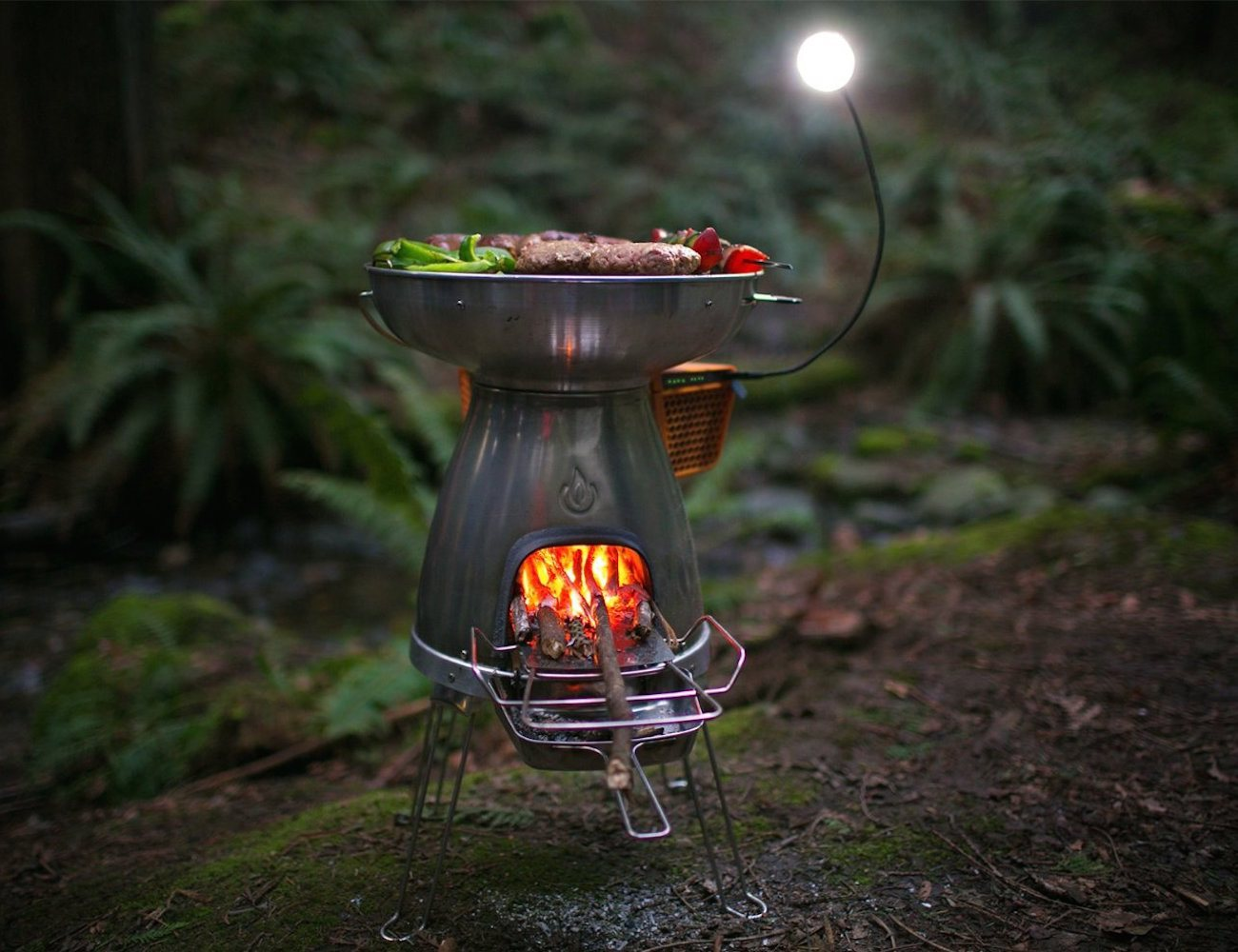 BaseCamp  Wood Burning Stove and Grill by BioLite  Review