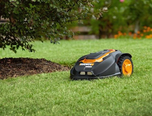 l'Android Robotic Lawn Mower