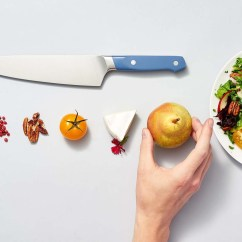 Affordable Kitchen Knives American Standard Faucet Parts Misen The Versatile And Knife Gadget Flow