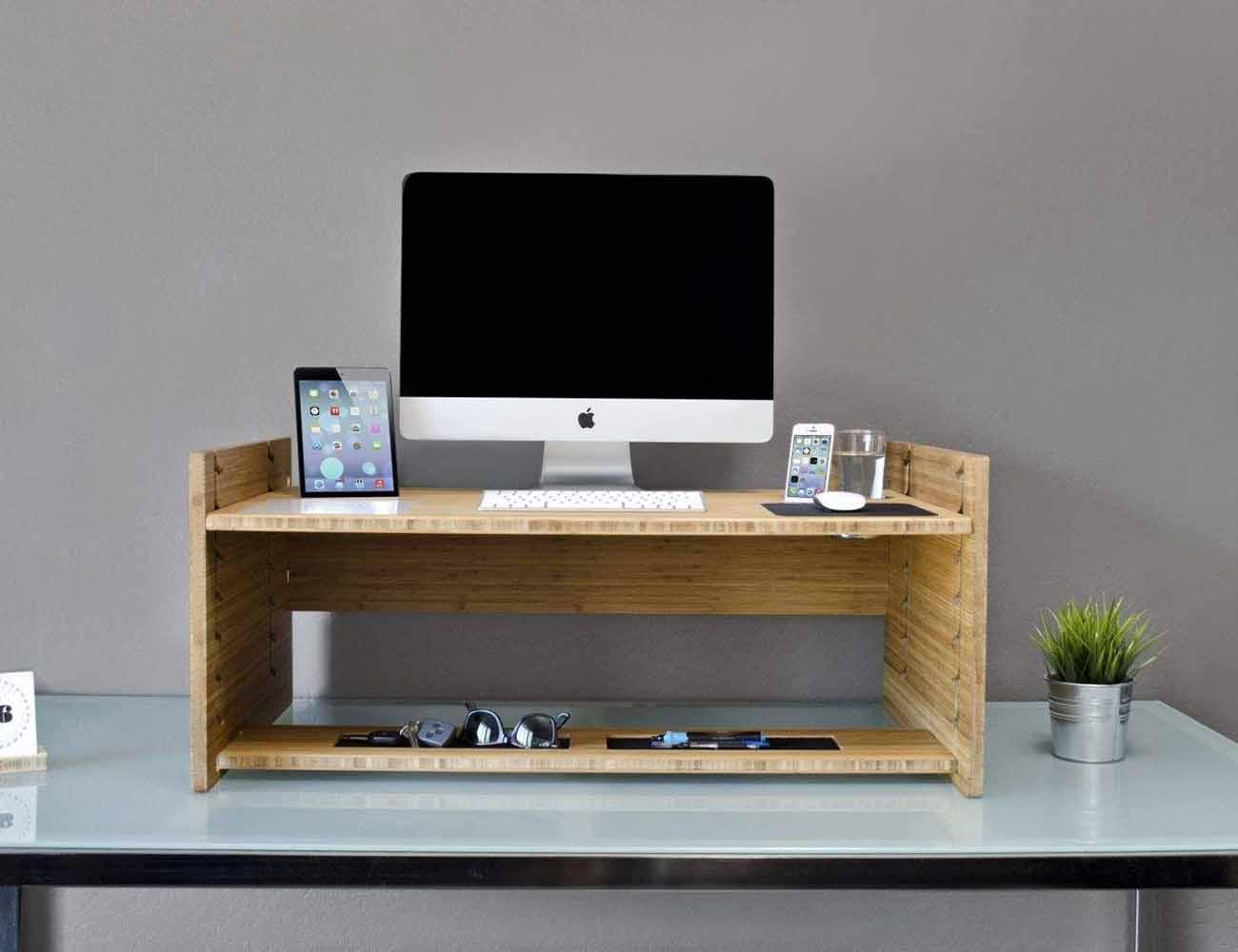LIFT Adjustable Smart Desk by iSkelter  Gadget Flow