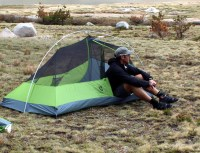 Nemo Hornet 2P Ultralight Backpacking Tent  Gadget Flow