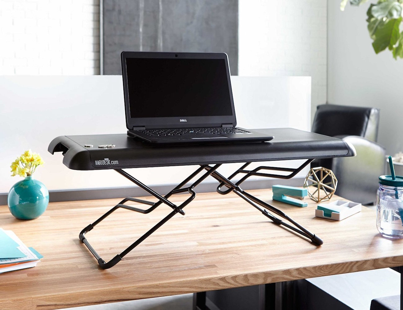 VARIDESK Soho Height Adjustable Standing Desk  Review