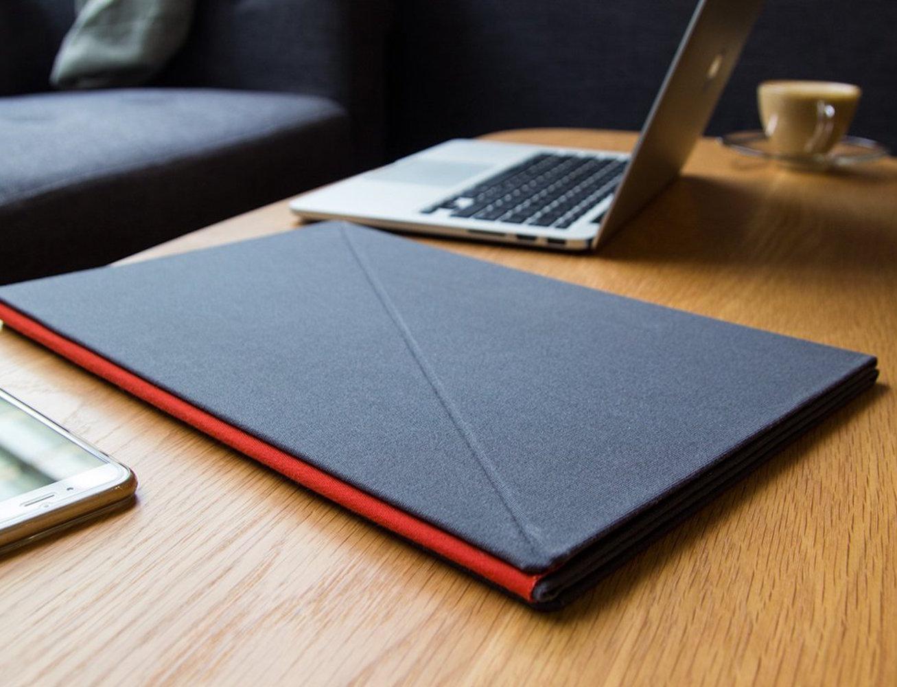 LEVIT8  The Flat Folding Portable Standing Desk  Gadget Flow