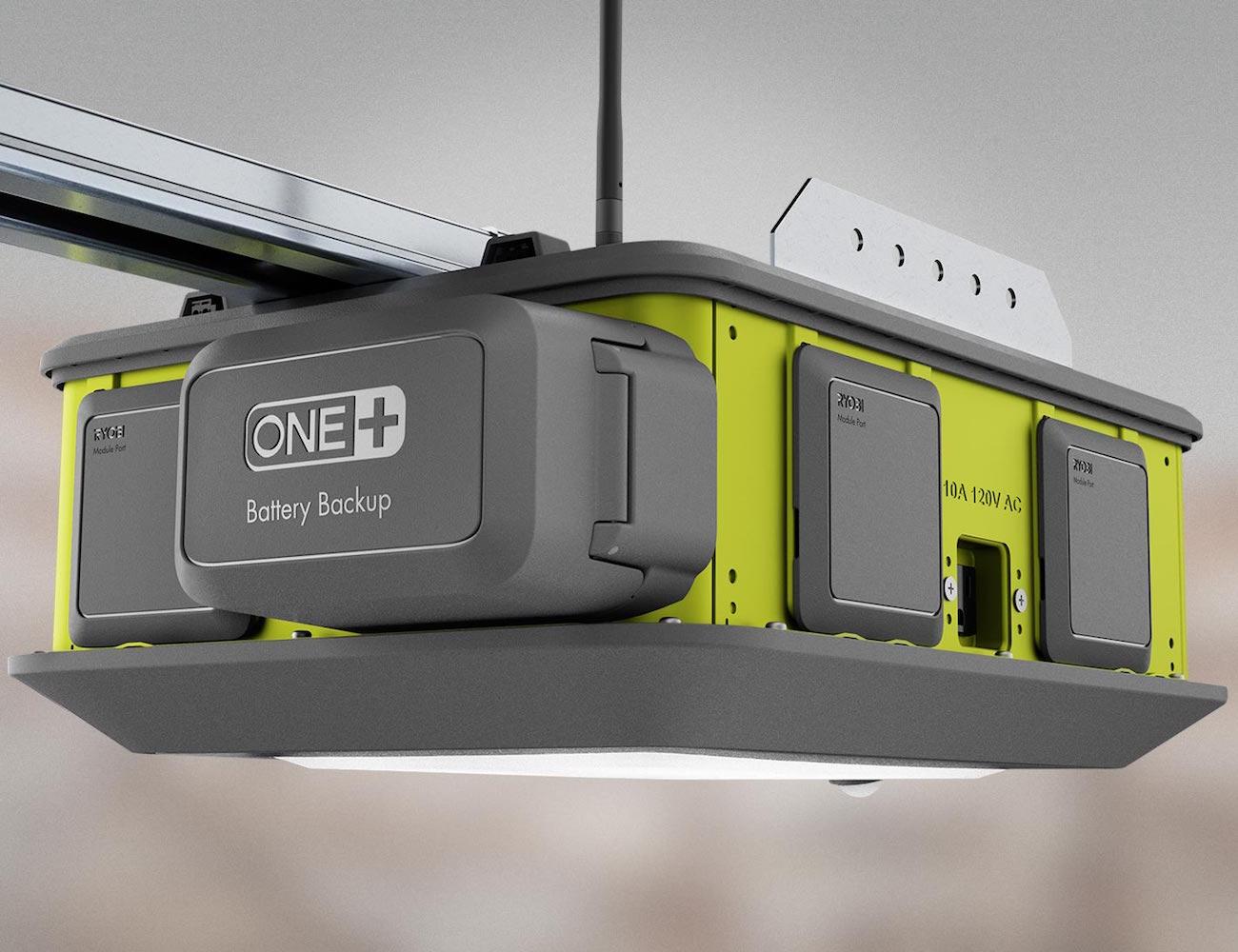 RYOBI UltraQuiet Garage Door Opener  Review