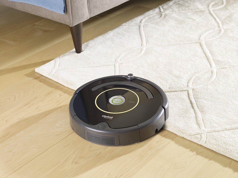 iRobot Roomba 614 Vacuum Cleaning Robot  Gadget Flow