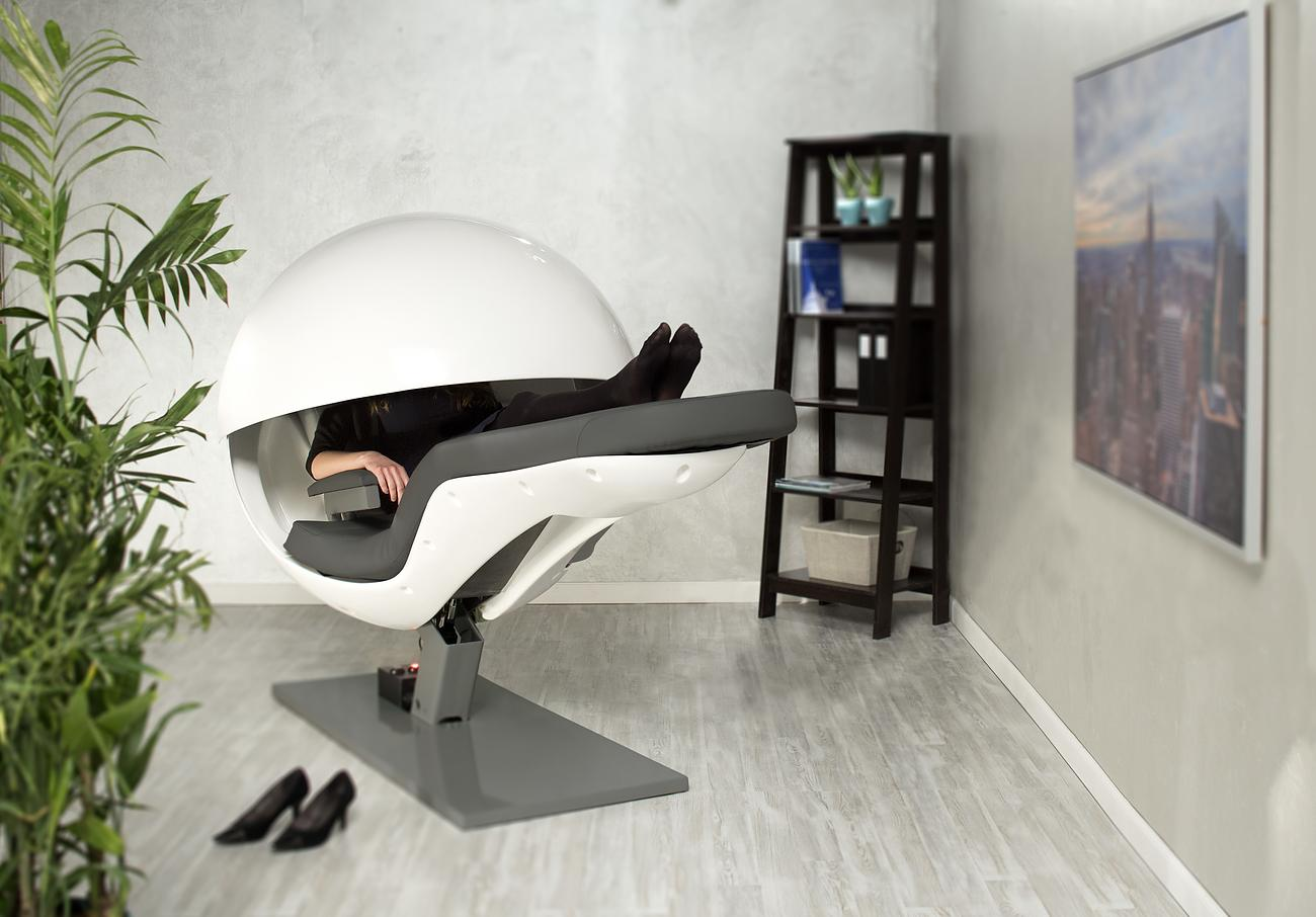 EnergyPod Napping Chair by MetroNaps  Review
