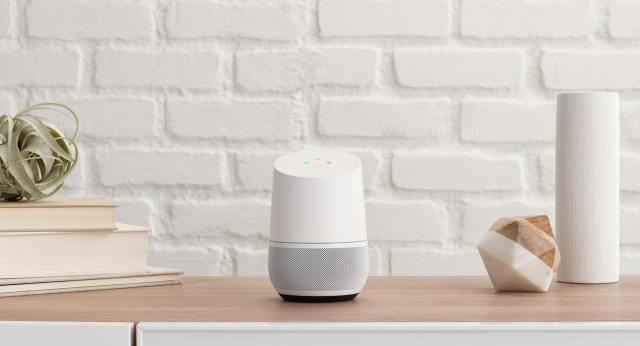 %name Google Home Smart Speaker Supports Hands Free Calling Feature Via Connecting WiFi Anywhere In The UK