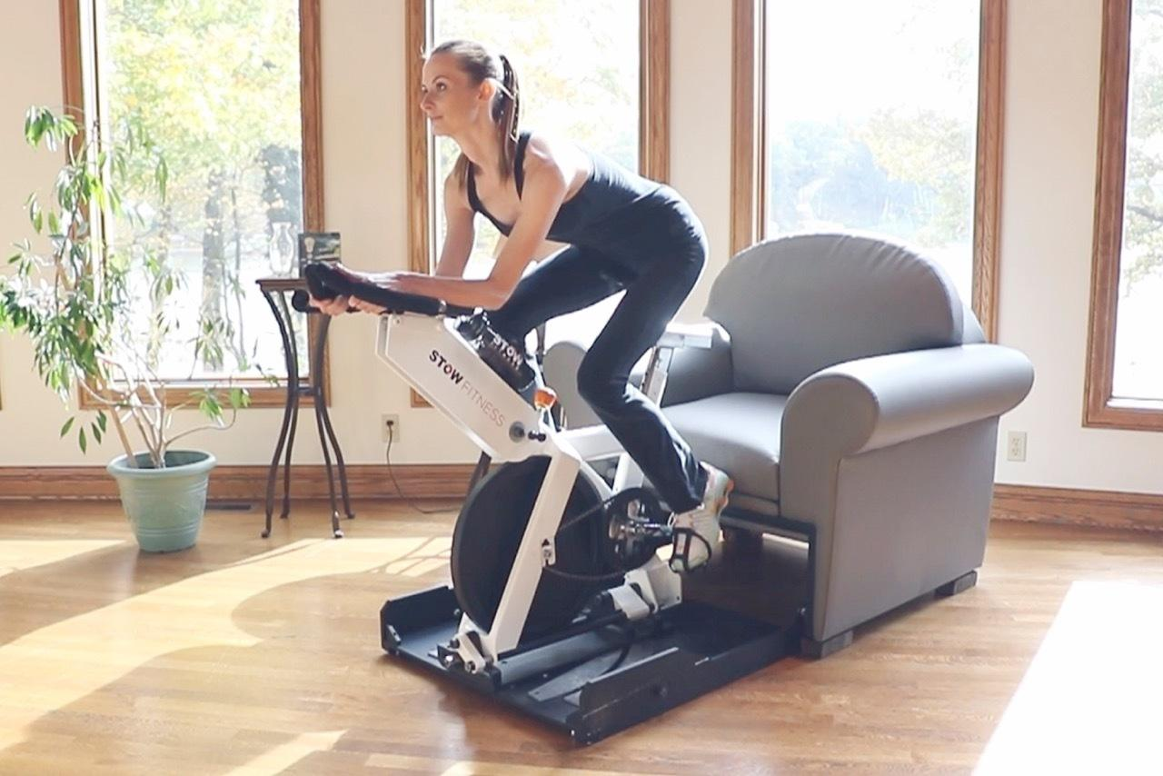 captains chair gym machine swivel groupon stow fitness exercise equipment in furniture  gadget flow