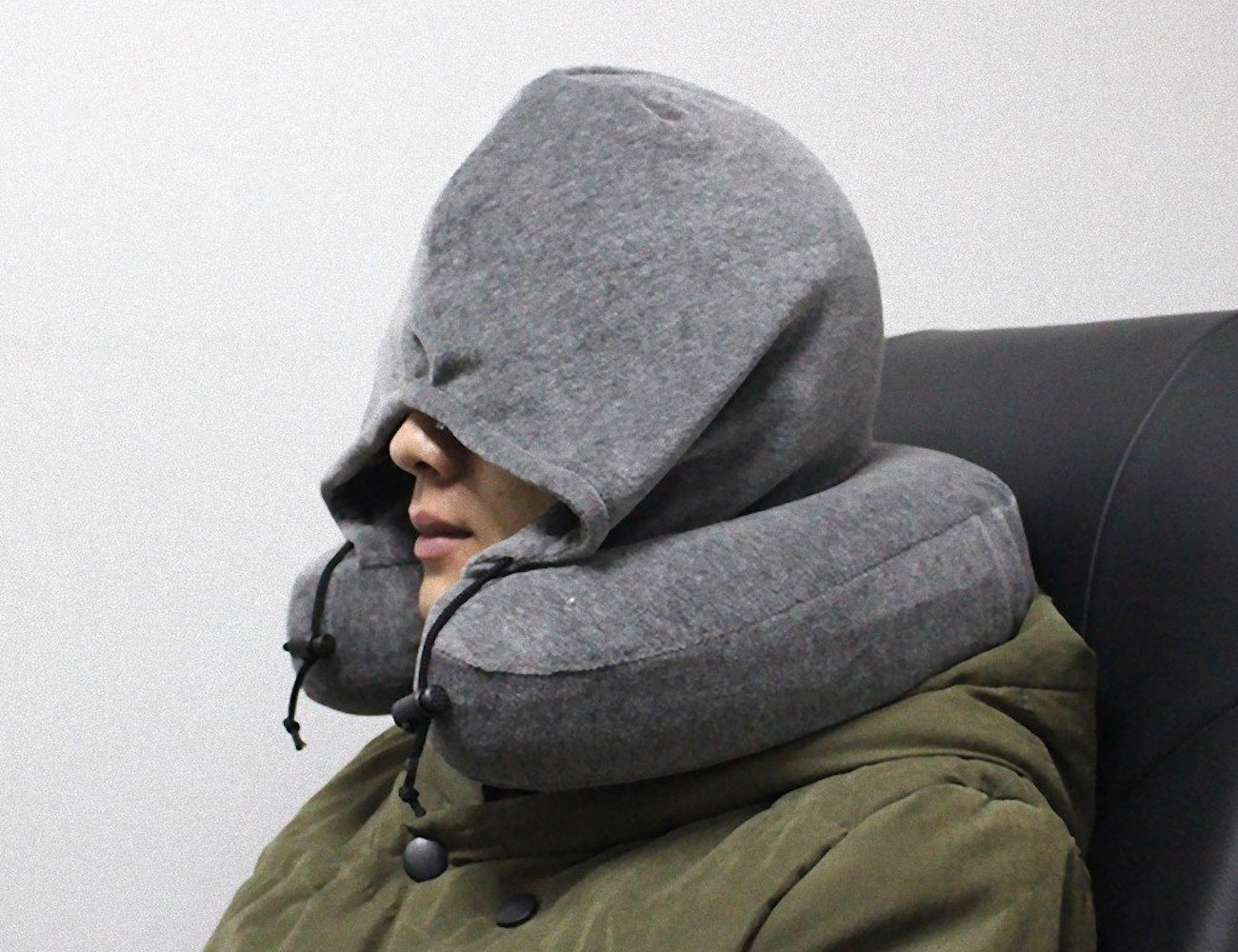 Hoodie Neck Pillow by Genuine Picks  Gadget Flow