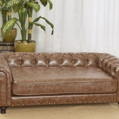 Sofa Dog Bed Skymall Leather Sofas Charleston Sc Wentworth Tufted  Gadget Flow