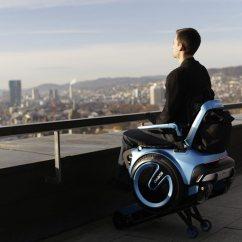 Stair Climbing Chair Design For Cafe Scewo Wheelchair  Gadget Flow