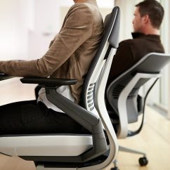 Steelcase Gesture Chair Kid Recliner Ergonomic Gadget Flow