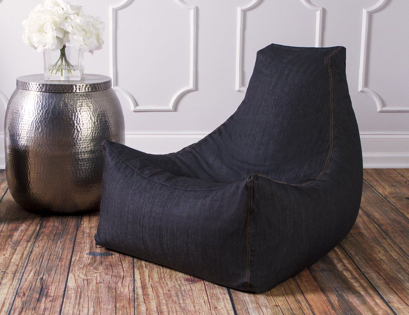 bean bag chair cost ethan allen windsor chairs jaxx juniper denim  gadget flow