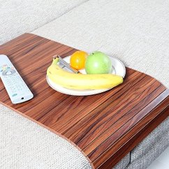 Sofa Arm Tray Wood How Much Does It Cost To Have A Cleaned Anatolianwoods Wooden Table  Gadget Flow