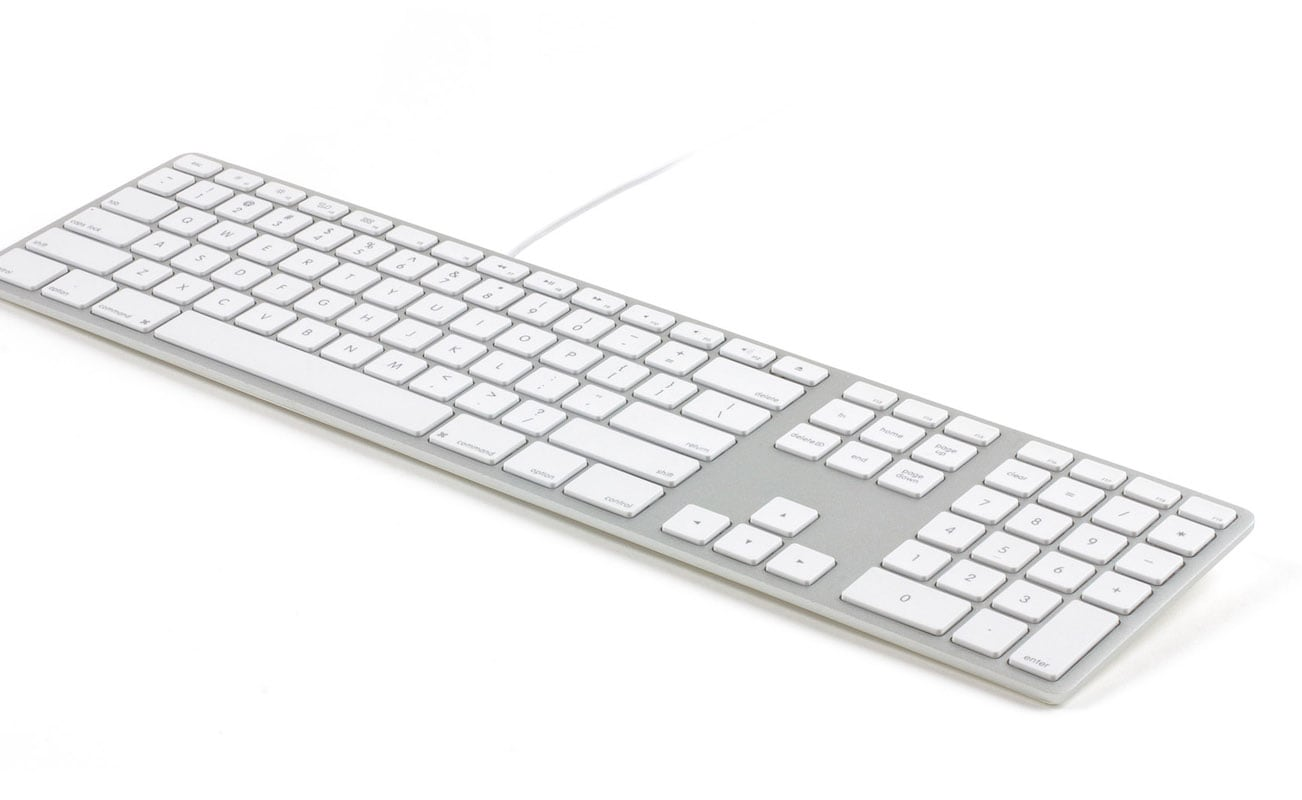 Matias RGB Wired Keyboard » Gadget Flow