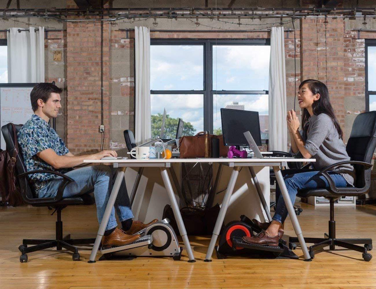 Cubii Pro Under Desk Elliptical  Gadget Flow