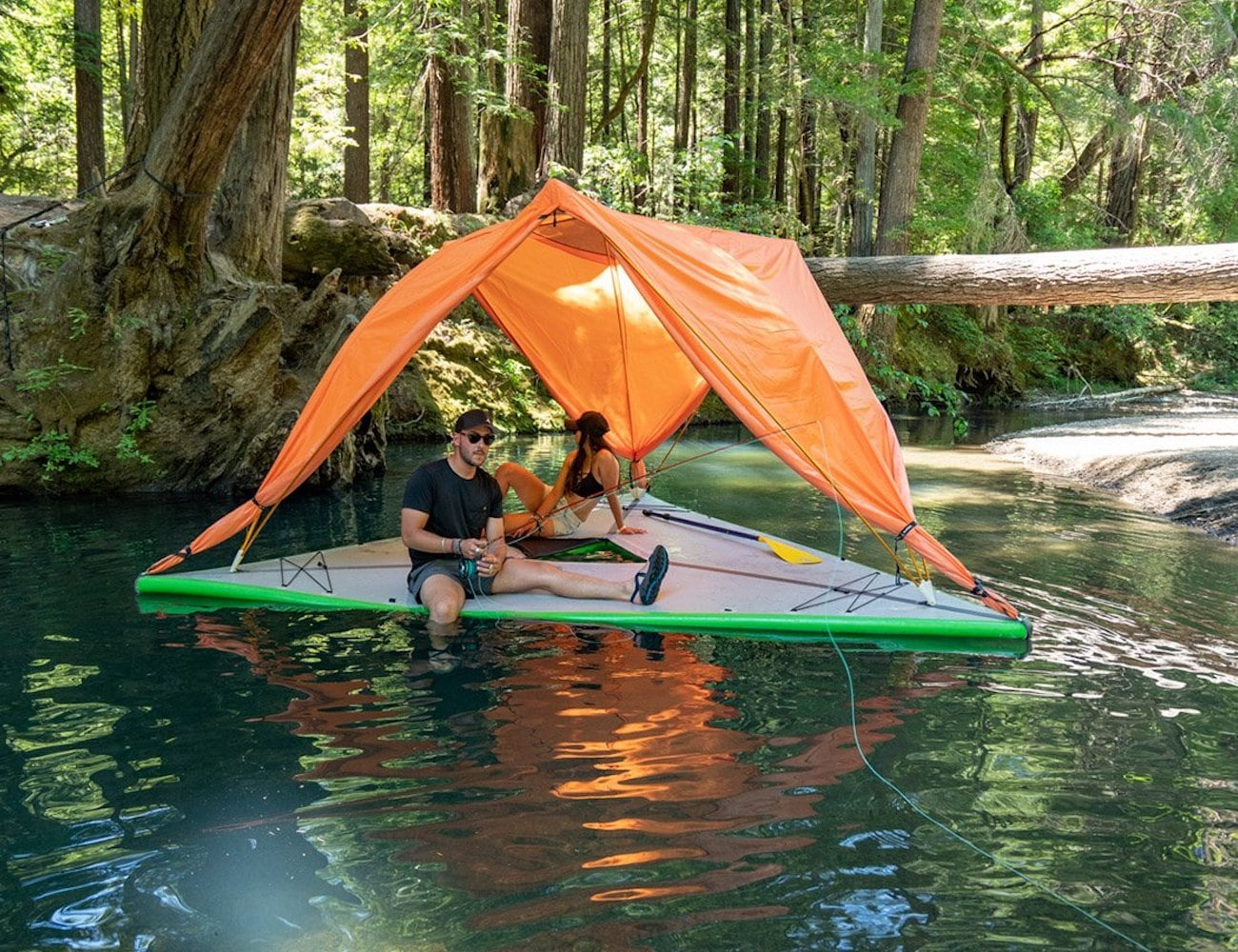 Tentsile Universe Family Tree Tent Works On Land On Water