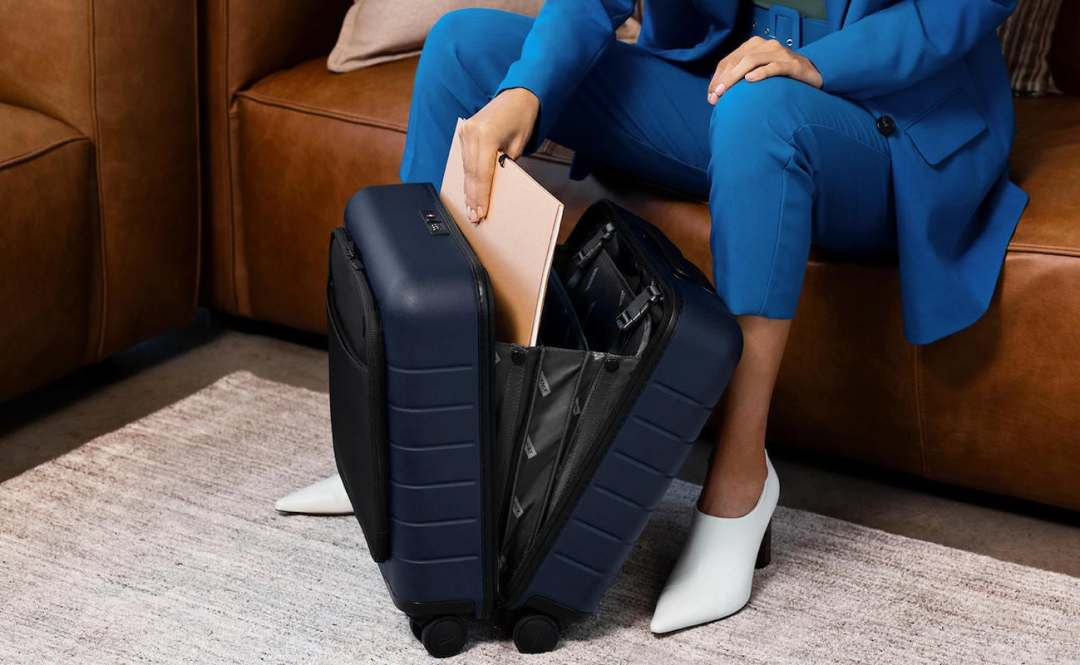 Away Daily Carry-On Compact Suitcase