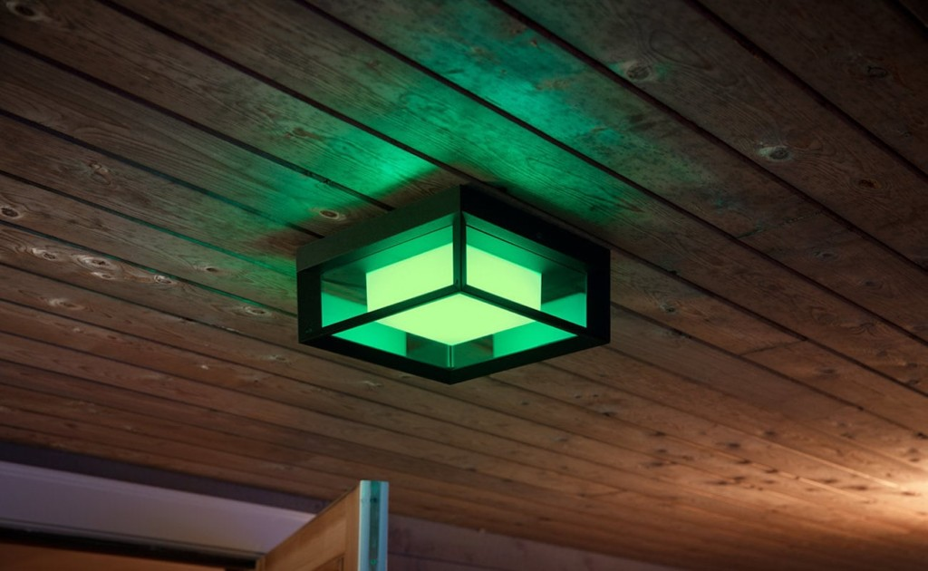"""Philips Hue Econic, outdoor wall lamps """"aria-shownby ="""" gallery-8-391059"""