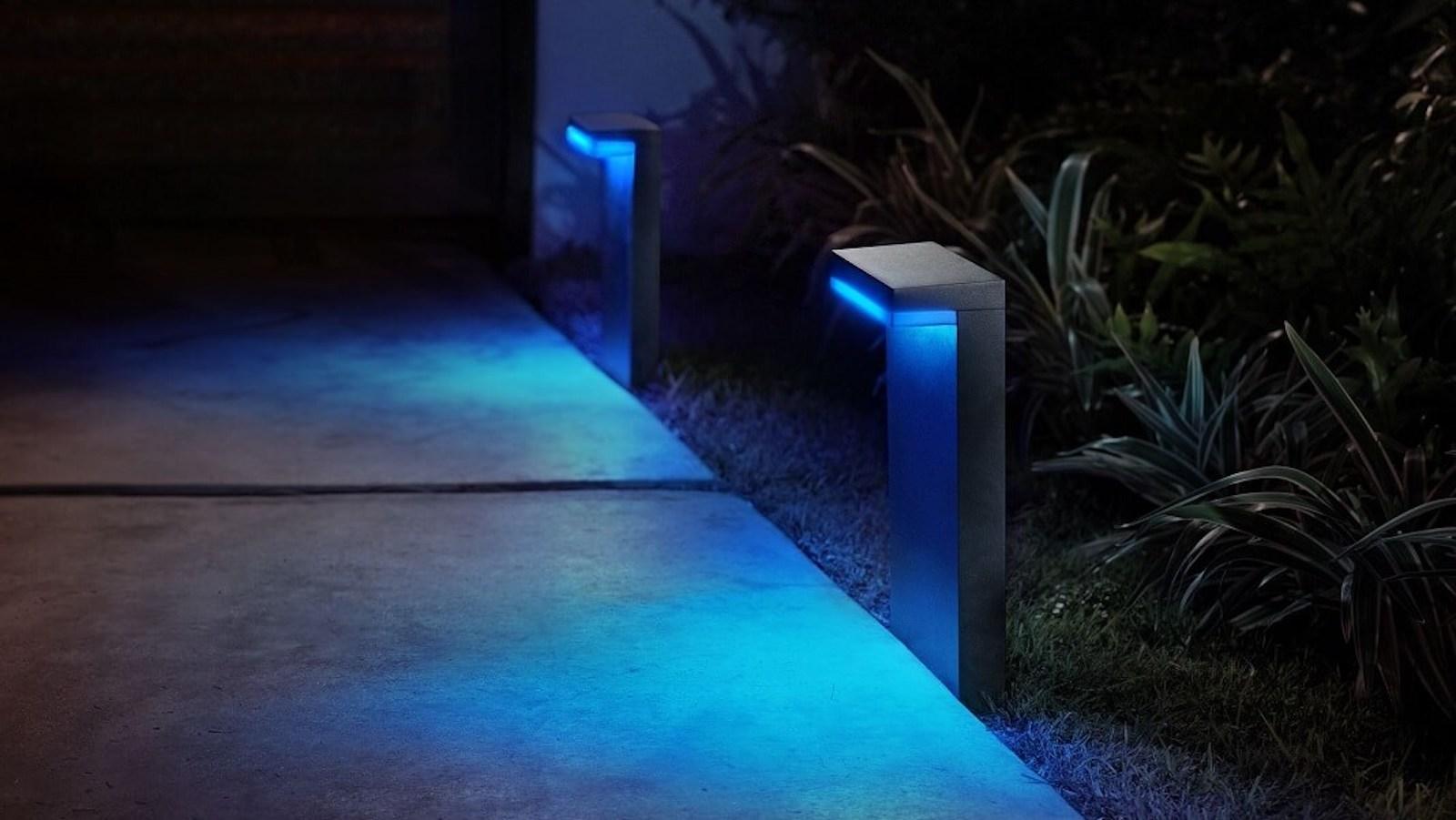 fokhagyma latni neveben philips hue outdoor lights