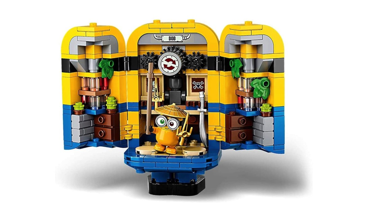 This Despicable Me Building Set Is Great for Ages 8 and Up