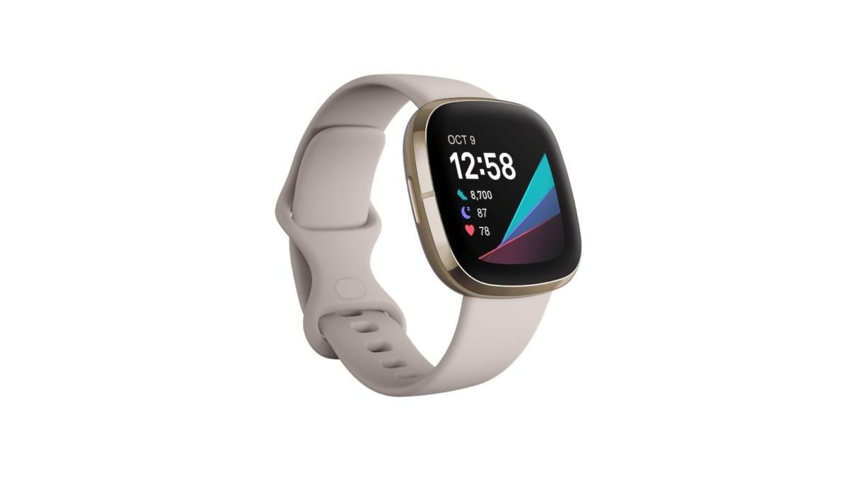 Fitbit Sense advanced health smartwatch monitors your ...