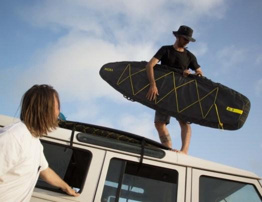 MIGRA – Surfboard Bag For Adventurers