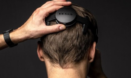 NextMind Dev Kit Brain-Sensing Wearable