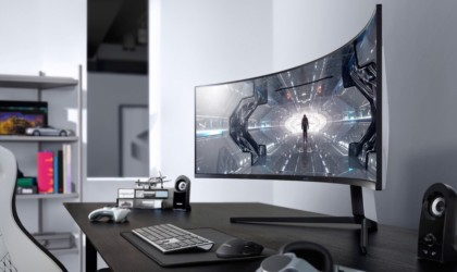 Samsung Odyssey G9 Curved Gaming Monitor