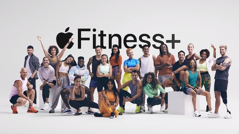 Apple Fitness Plus Service