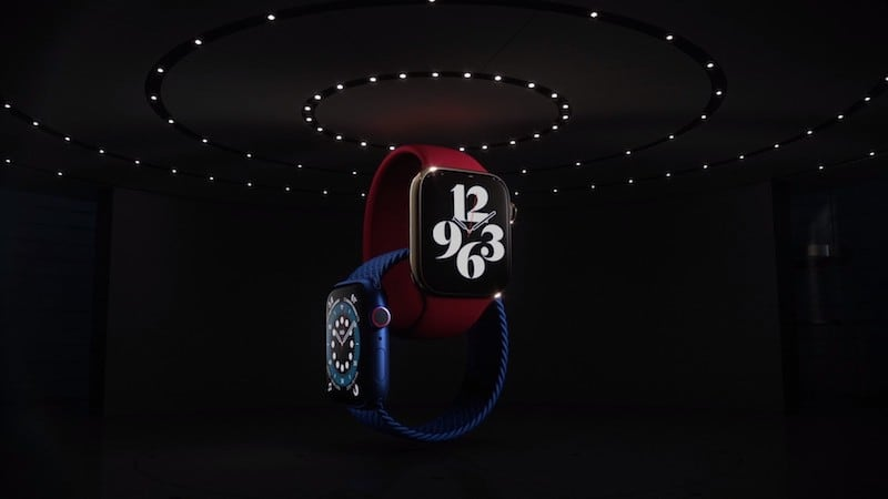 Apple Watch Series 6 Design