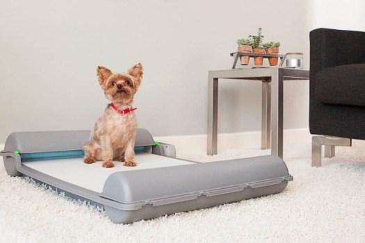 BrilliantPad Self-Cleaning Dog Pad