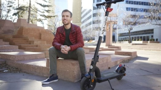 GOTRAX Xr Ultra Foldable Electric Scooter