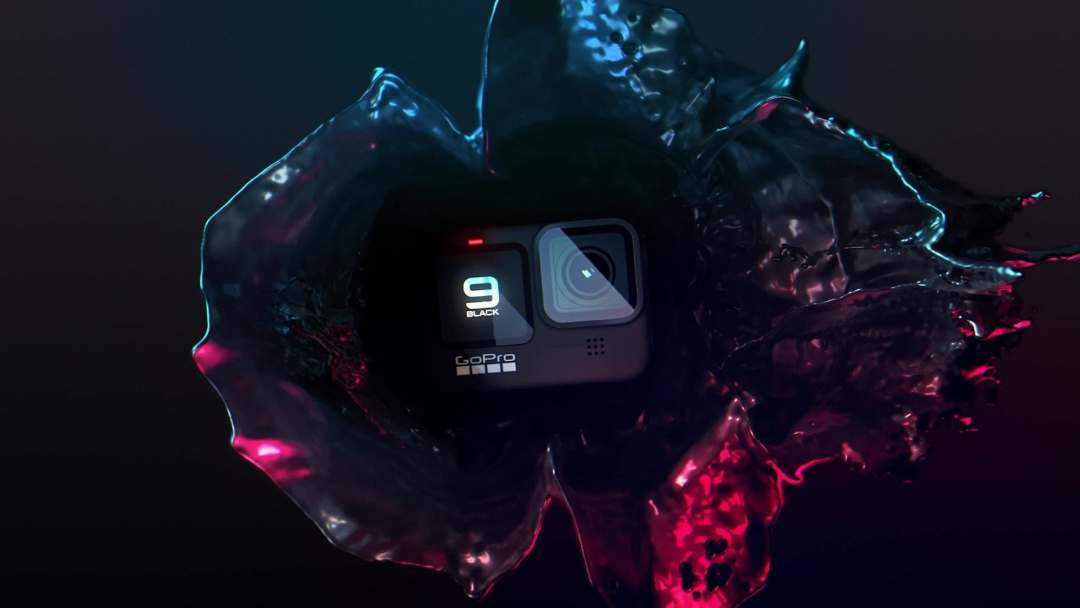 GoPro HERO9 Black 5K Action Camera