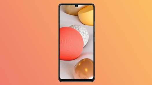 Samsung Galaxy A42 Quad Camera Phone