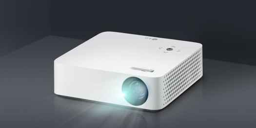 LG CineBeam PH30N LED Projector