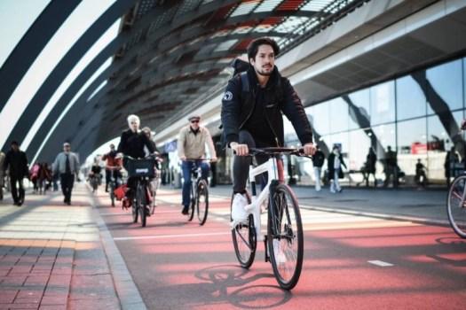 Mokumono Delta Sportive Commuter Bike