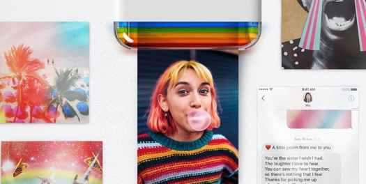 Polaroid Hi-Print 2x3 Pocket Photo Printer