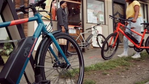 Rad Power Bikes RadMission 1 Electric Metro Bike