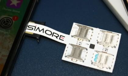 SIMore SpeedX-Four iPhone Multi-SIM Adapter Case