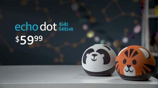 New Echo Dot for Kids