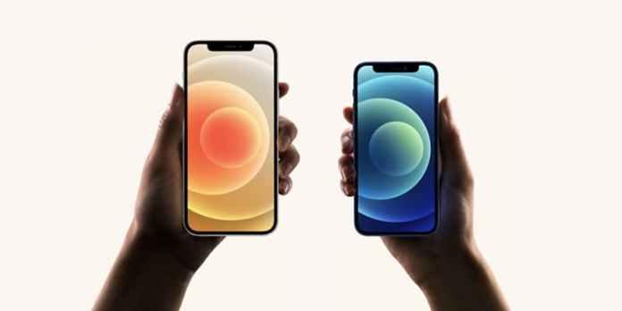 Apple iPhone 12 & 12 mini 5G Smartphones