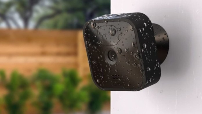 Blink Outdoor Security Camera
