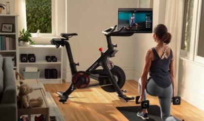 Peloton Bike+ Home Exercise Bicycle