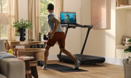 Peloton Tread Running Machine